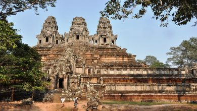 Photo of Takeo temple, Takeo temple Cambodia, Takeo temple Travel Guide & Tours
